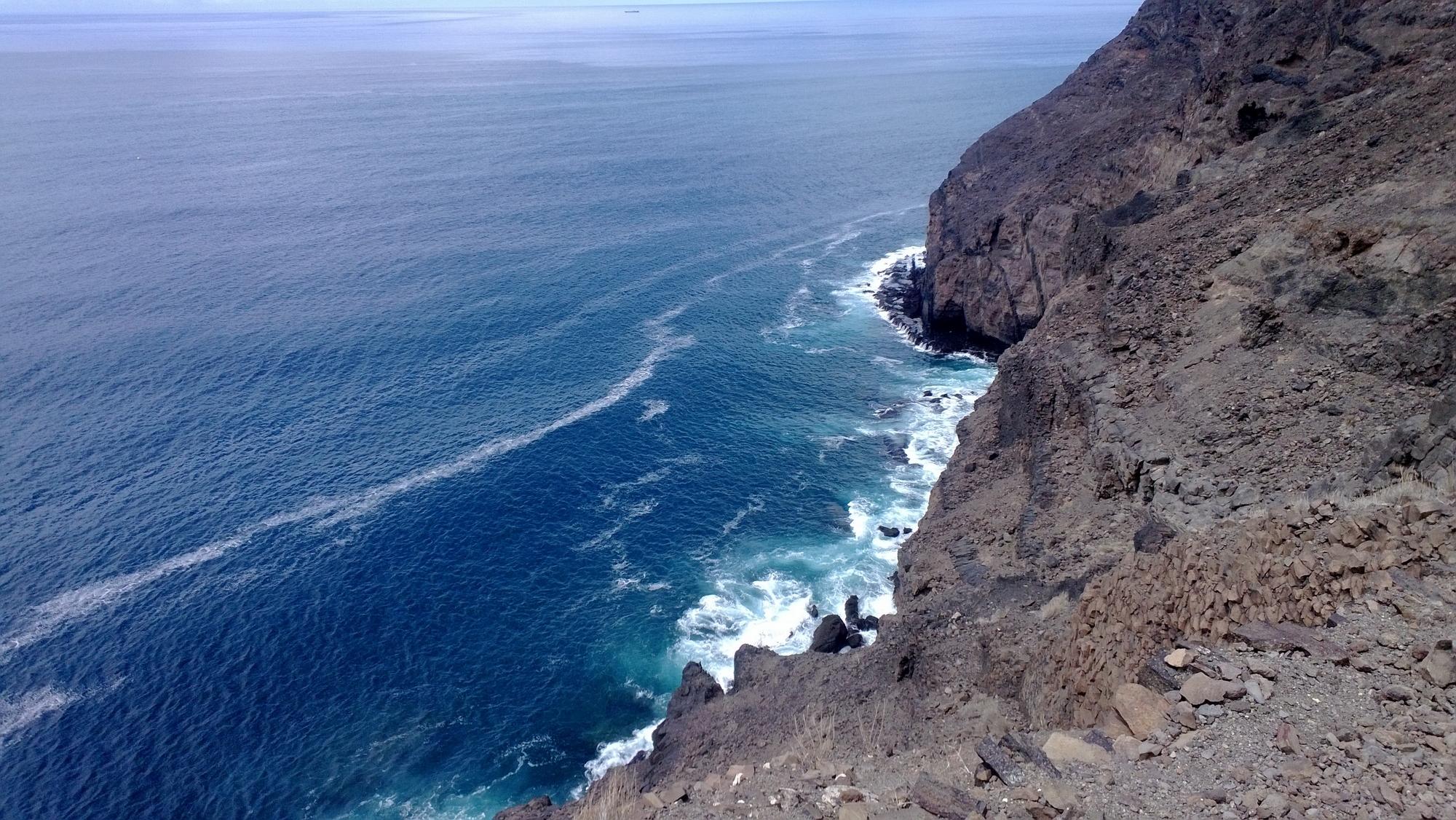 Lighthouse walk - São Pedro, São Vicente, Cape Verde