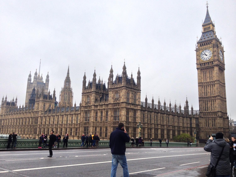 Big Ben et le House of Parliament - Londres, Angleterre