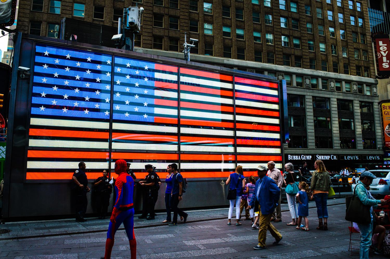 Times square - New York, Etats Unis