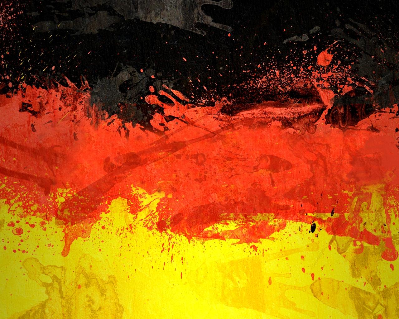German flag - Borderless Travelers