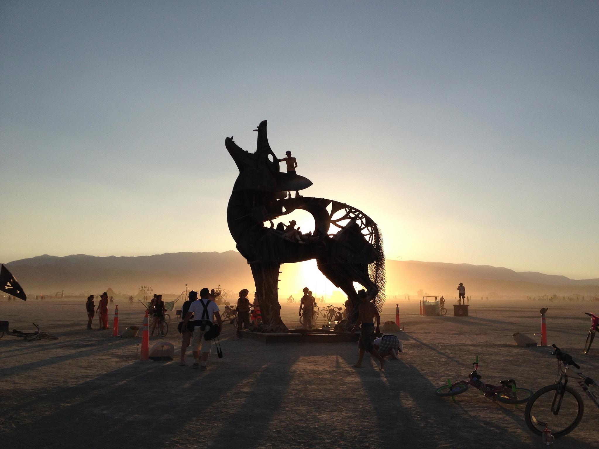 Burning Man - Voyageurs Sans Frontieres travel blog