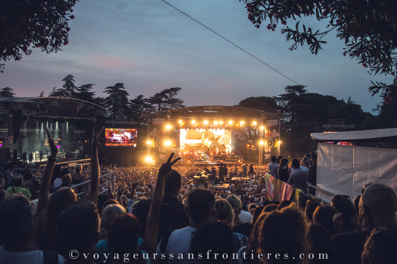 Festival Les Deferlantes 2019 - Argeles sur mer, France